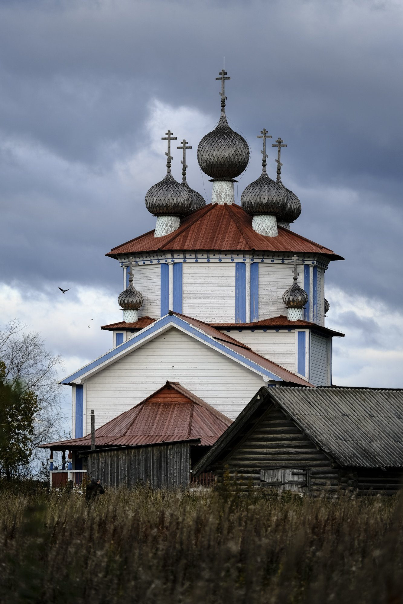 15. Stunning wooden churches in the Russian landscape